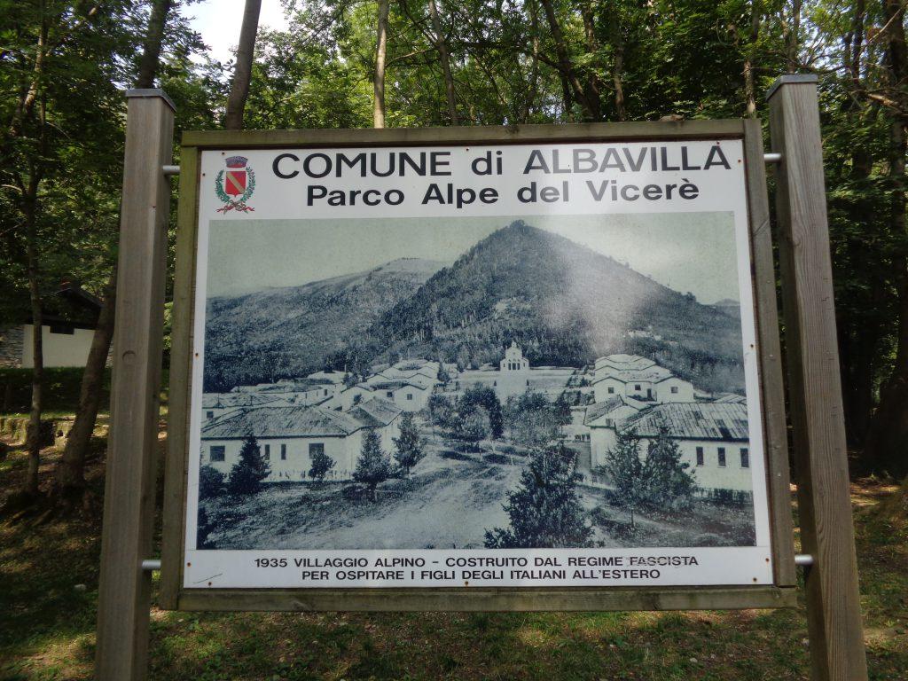 Fotografie d'epoca dell?Alpe del Vicerè