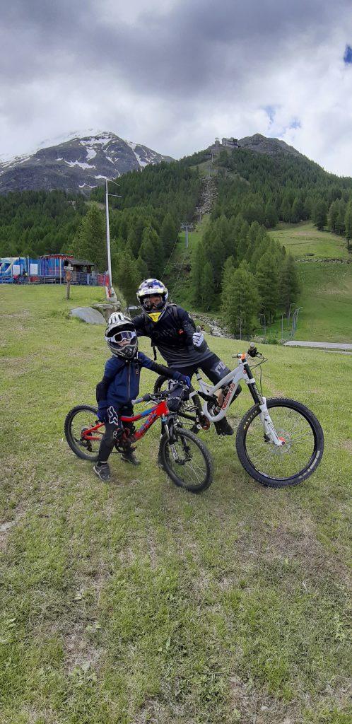 dowhill per bambini: pronti per la discesa