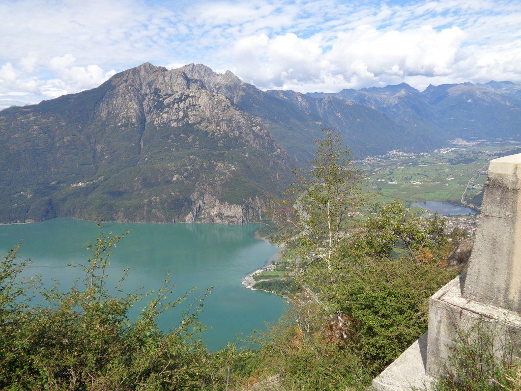 Cosa fare in Valchiavenna in estate: il sentiero del tracciolino