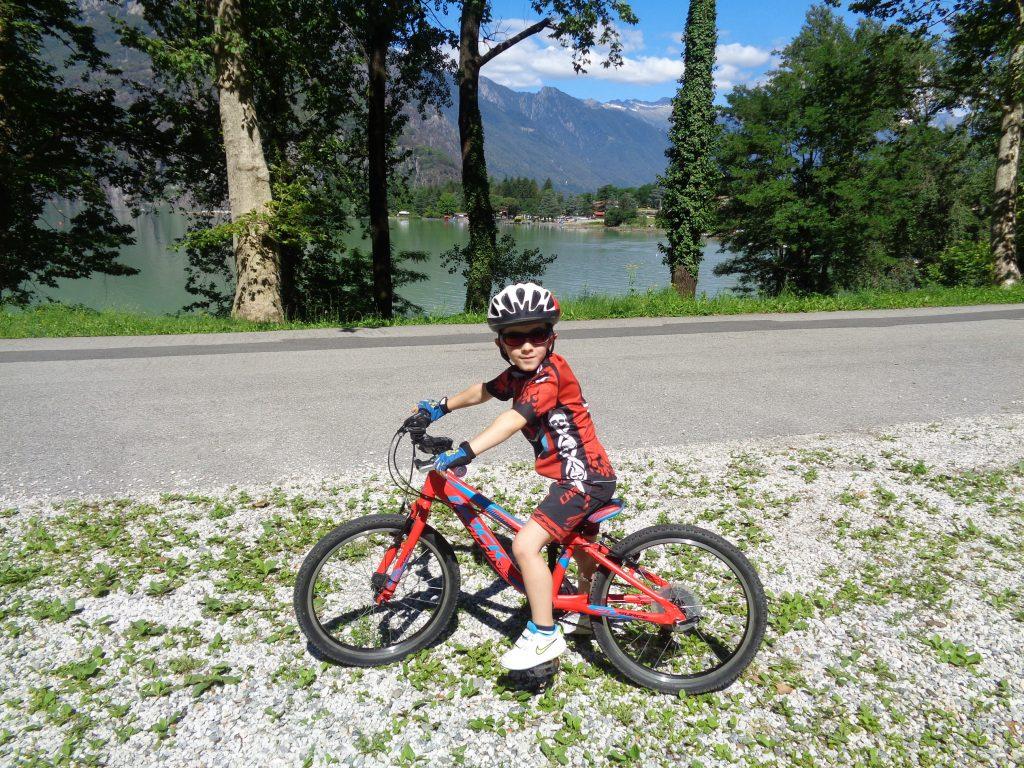 prime esperienze in bici lungo le ciclabili