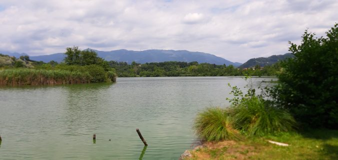 visitare il lago di sartirana