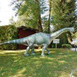 dinosauri al parco della preistoria:dove vedere i dinosauri in Lombardia