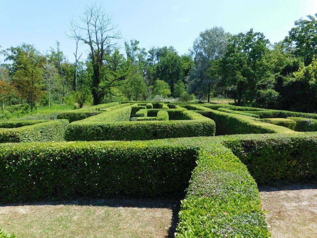 labirinto al parco della preistoria